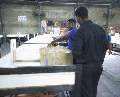 Warehouse Porters